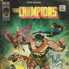 Cómics: SUPER HEROES Nº 49 V2 THE CHAMPIONS EXTRA DE VERANO VERTICE - 1976. Lote 271323698