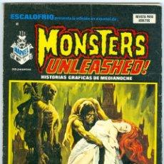 Comics: VÉRTICE. ESCALOFRIO. 40.. Lote 271201098