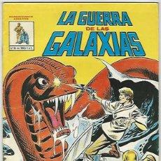 Comics: VÉRTICE. LA GUERRA DE LAS GALAXIAS. 6. Lote 271212403