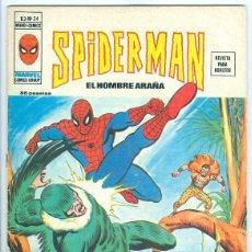 Cómics: VÉRTICE. VOLUMEN 3. SPIDERMAN. 24.. Lote 271214423