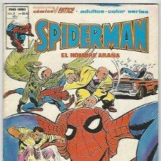 Cómics: VÉRTICE. VOLUMEN 3. SPIDERMAN. 63A.. Lote 271214563