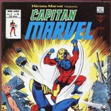 Cómics: V�RTICE. HEROES MARVEL VOL2. 58.. Lote 271229958