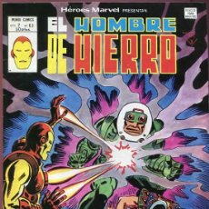 Cómics: V�RTICE. HEROES MARVEL VOL2. 63.. Lote 271229973