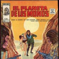 Cómics: V�RTICE. EL PLANETA DE LOS MONOS VOL2. 5. Lote 271232983
