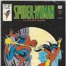 Cómics: V�RTICE. SPIDER WOMAN VOL1. 10.. Lote 271234018