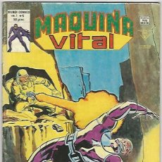 Cómics: V�RTICE. MAQUINA VITAL VOL1. 5.. Lote 271234803