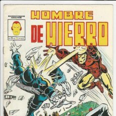 Cómics: V�RTICE. HOMBRE DE HIERRO. 5.. Lote 271235778