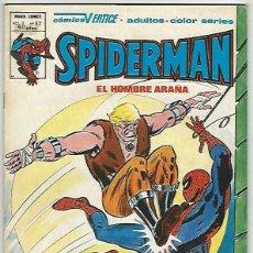Cómics: VÉRTICE. VOLUMEN 3. SPIDERMAN. 62.. Lote 271237068