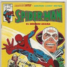 Cómics: VÉRTICE. VOLUMEN 3. SPIDERMAN. 63D.. Lote 271237113