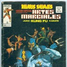 Cómics: V�RTICE. VOLUMEN 1. ARTES MARCIALES. 34. Lote 271237453