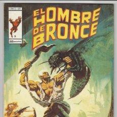 Cómics: V�RTICE. EL HOMBRE DE BRONCE. 9.. Lote 271237643