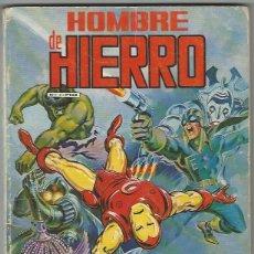 Cómics: SURCO. HOMBRE DE HIERRO. RETAPADO.. Lote 271270493