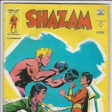Cómics: V�RTICE. SHAZAM VOL1. 3. Lote 271287523