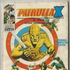 Cómics: V�RTICE. PATRULLA X VOL1. 15.. Lote 271299618