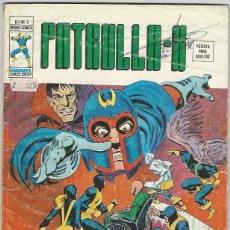 Cómics: V�RTICE. PATRULLA X VOL3. 2. Lote 271299983