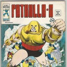 Cómics: V�RTICE. PATRULLA X VOL3. 6. Lote 271304808