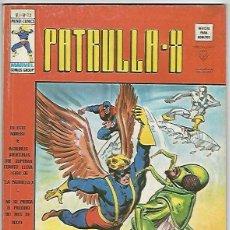 Cómics: V�RTICE. PATRULLA X VOL3. 12.. Lote 271304823