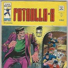 Cómics: V�RTICE. PATRULLA X VOL3. 18.. Lote 271304838