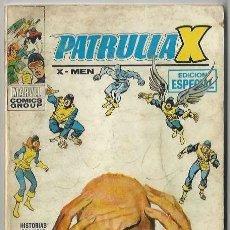 Cómics: V�RTICE. PATRULLA X VOL1. 7. Lote 271312528