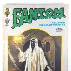 Comics : FANTOM Nº 29 VOL 1 - LA ADIVINA - VERTICE - RELATOS ESCALOFRIANTES -1974. Lote 271416608