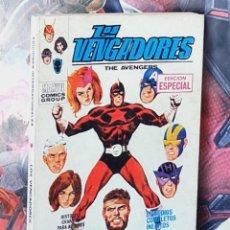 Cómics: MUY BUEN ESTADO LOS VENGADORES 19 TACO COMICS EDICIONES VERTICE. Lote 271568333