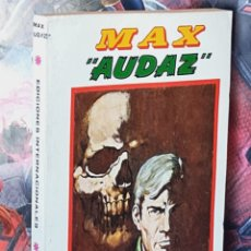 Cómics: CASI EXCELENTE ESTADO MAX AUDAZ 6 EDICION ESPECIAL TACO COMICS EDICIONES VERTICE. Lote 271570358