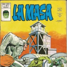 Cómics: LA MASA V3 - Nº 35 ¡VENGANZA! VÉRTICE - 1975. Lote 271598963