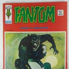 Cómics: VOL.2 FANTOM Nº 19 - DRACULA EN SANGRE- VERTICE - RELATOS ESCALOFRIANTES -1976 - BUEN ESTADO. Lote 271599018