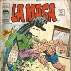 Cómics: LA MASA V3 - Nº 11 ¿LA ÚLTIMA BATALLA DE LA MASA? VÉRTICE - 1975. Lote 271599133