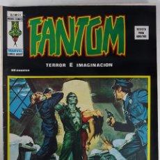 Cómics: VOL.2 FANTOM Nº 23 SANGRE A CHORRO - VERTICE - RELATOS ESCALOFRIANTES -1975 - BUEN ESTADO. Lote 271614988