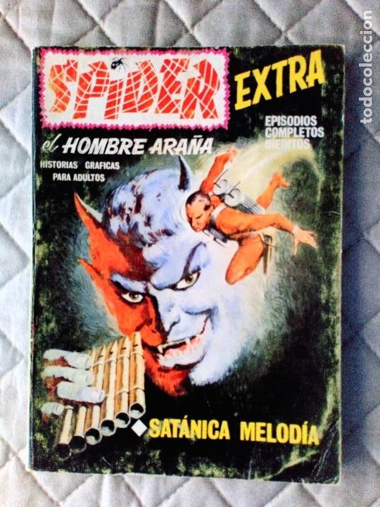 SPIDER Nº 22 VERTICE (Tebeos y Comics - Vértice - Fleetway)