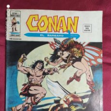 Comics : CONAN EL BARBARO. VOL 2. Nº 15. VERTICE. Lote 271693473
