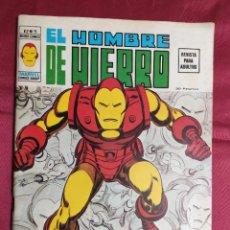 Cómics: EL HOMBRE DE HIERRO. VOL 2. Nº 5. VERTICE. Lote 271694028