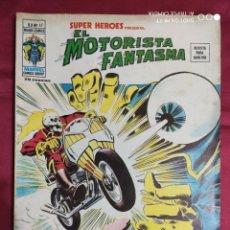 Cómics: SUPER HEROES. EL MOTORISTA FANTASMA. VOL 2. Nº 35. VERTICE. Lote 271695848
