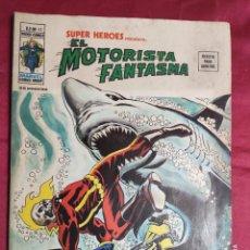 Cómics: SUPER HEROES. EL MOTORISTA FANTASMA. VOL 2. Nº 45. VERTICE. Lote 271696068