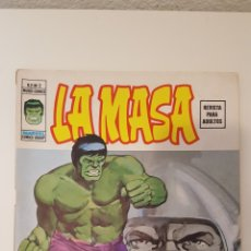 Cómics: COMIC - LA MASA (INCREDIBLE HULK) VOL 2 NUM 2 - ¡CRISIS EN CONTRA-TIERRA! - VERTICE - LOPEZ ESPI. Lote 272048193