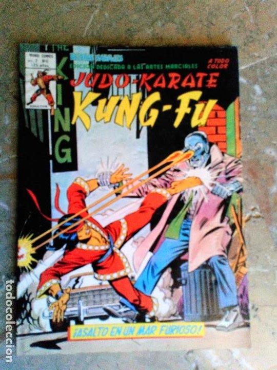 ARTES MARCIALES SANG CHI KUNG FU RELATOS SALVAJES VOL.2 Nº 6 VERTICE (Tebeos y Comics - Vértice - Relatos Salvajes)