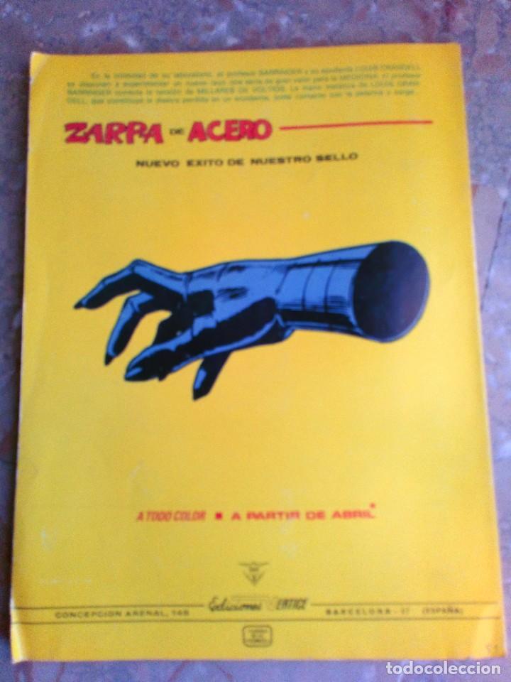 Cómics: Artes Marciales Sang Chi Kung Fu RELATOS SALVAJES Vol.2 Nº 7 VERTICE - Foto 2 - 272095468