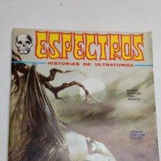 Cómics: COMIC TERROR ESPECTROS Nº 16 - EDICIONES VERTICE - 1973 - V-1 - MUY BUEN ESTADO. Lote 272203928
