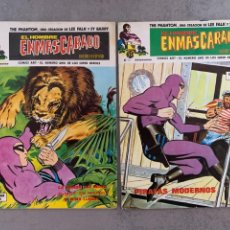 Cómics: LOTE COMICS - THE PHANTOM - EL HOMBRE ENMASCARADO - EDICIONES VERTICE. Lote 272227968