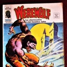 Cómics: WEREWOLF VOLUMEN 2 NÚMERO 11 VÉRTICE 1975 BUEN ESTADO. VER FOTOS. Lote 272425923
