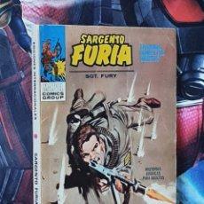 Cómics: MUY BUEN ESTADO SARGENTO FURIA 2 TACO COMICS EDICIONES VERTICE. Lote 272542463
