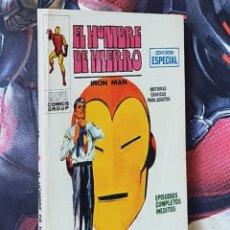 Cómics: MUY BUEN ESTADO EL HOMBRE DE HIERRO 12 TACO COMICS EDICIONES VERTICE. Lote 272543568