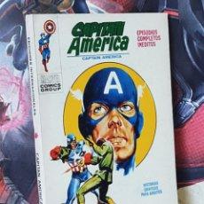Cómics: CASI EXCELENTE ESTADO CAPITAN AMERICA 23 TACO COMICS EDICIONES VERTICE. Lote 272544158