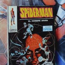 Cómics: CASI EXCELENTE ESTADO SPIDERMAN 10 TACO 25PTS SPIDER-MAN COMICS EDICIONES VERTICE. Lote 272585728