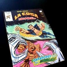 Cómics: SUPER HEROES 134 VOL II COMICS EDICIONES VERTICE NORMAL ESTADO LA COSA MUNDI COMICS. Lote 273085273
