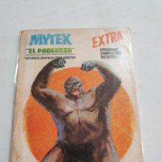 Cómics: MYTEK EL PODEROSO EXTRA TOMO Nº 8 EDICIONES VERTICE ESTADO NORMAL MAS ARTICULOS. Lote 273599943