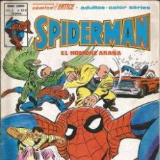 Cómics: SPIDERMAN EL HOMBRE ARAÑA V3 Nº 63A ¿SPIDERMAN O SPIDER-HUMANOIDE? ED. VÉRTICE. AÑO 1979. Lote 273606553