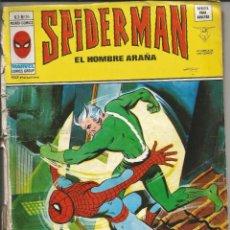 Cómics: SPIDERMAN V3. Nº 34. SPIDERMAN CONTRA MERCURIO VÉRTICE 1979 LEER. Lote 273898053