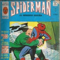 Cómics: SPIDERMAN V3. Nº 33. MISIÓN: APLASTAR A KINGPIN VÉRTICE 1979. Lote 273898173